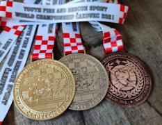 Россияне сейчас на первом месте в медальном зачете
