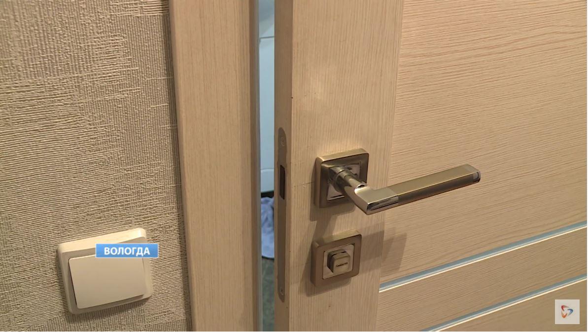 Теперь жильцы не могут закрыть дверь в санузел