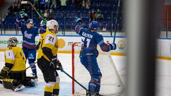 «Северсталь» заняла третье место на турнире в Уфе