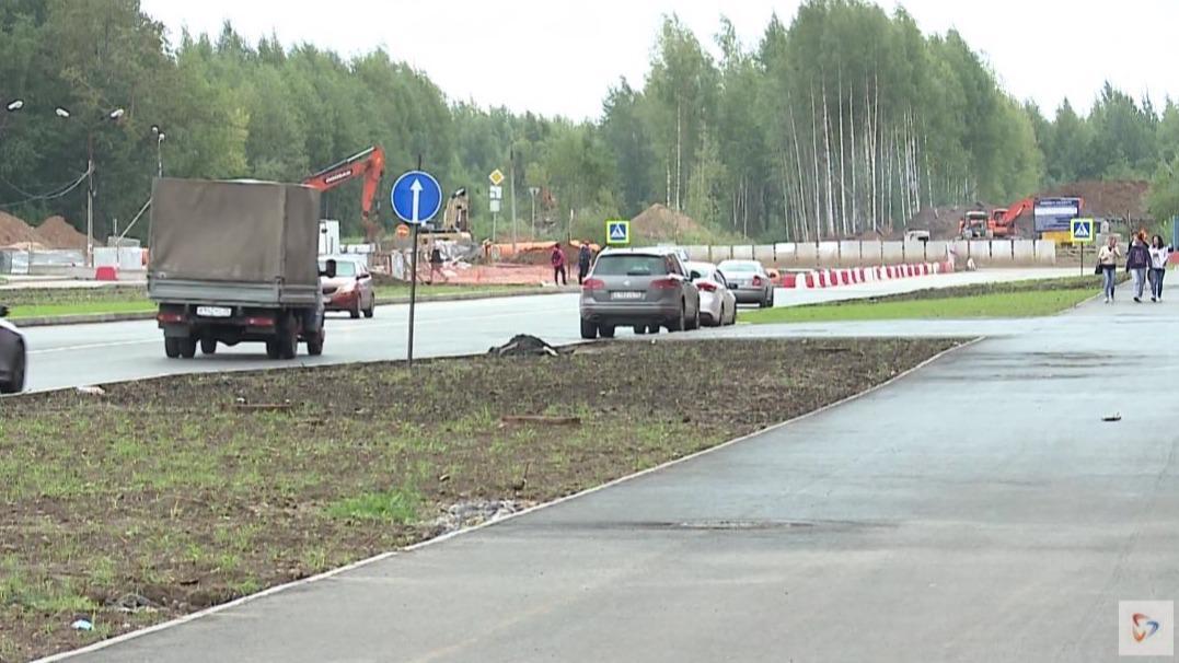 Автобусы по новой части Шекснинского проспекта  пустили в Череповце