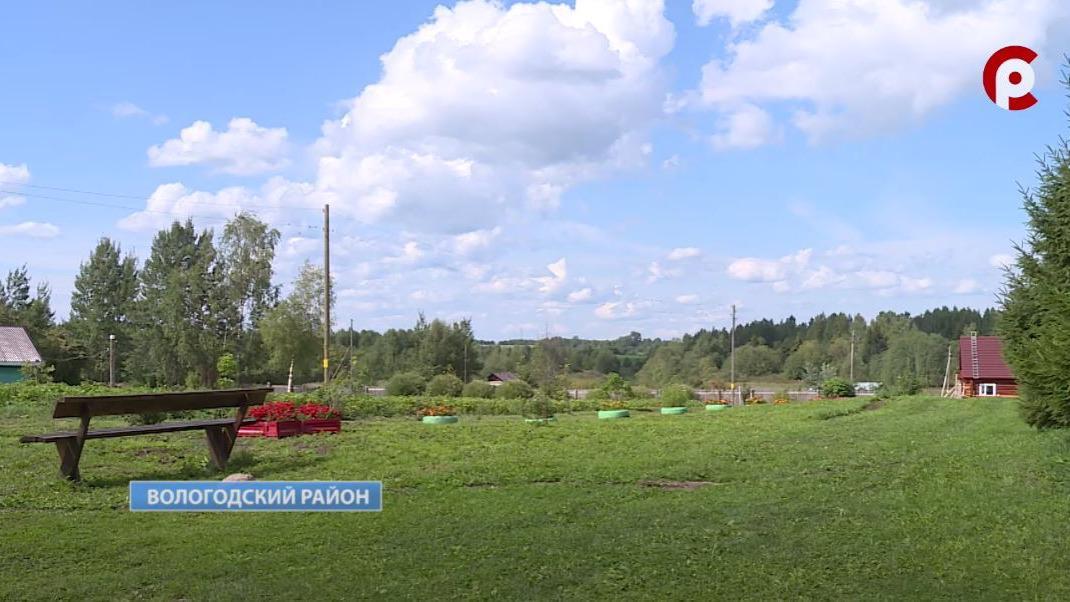 Самую красивую деревню выбрали в Вологодском районе