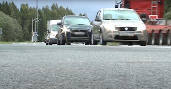 Инспекторы проводят рейды на трассе, чтобы не допустить ДТП с тяжкими последствиями