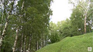 Соборная горка является самым крупным археологическим памятником Череповца