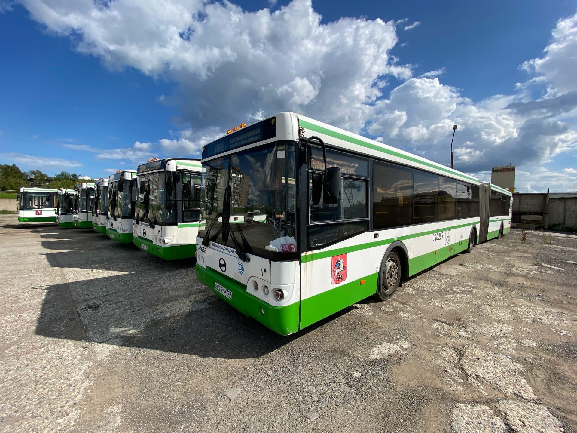 Автобусы потребуются на период ремонта моста
