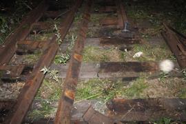 Рельсы вологжане планировали сдать в металлолом