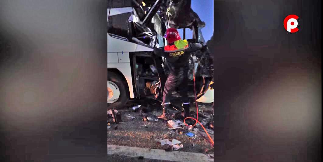 16 человек на каретах скорой помощи отправили в больницу