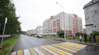 51 новый светильник установлен благодаря областной субсидии по программе «Цифровизация городского хозяйства» на 5 участках