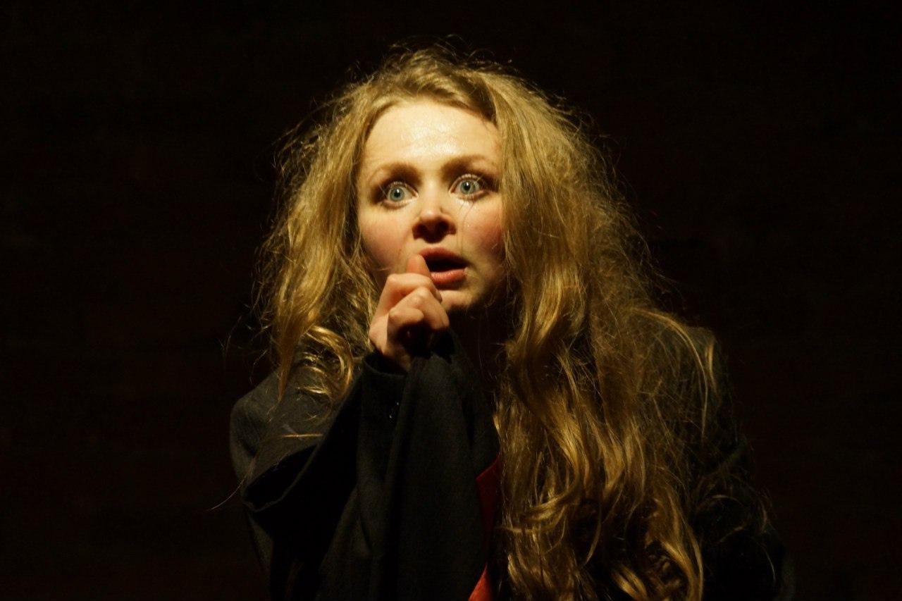 Монодрама по одноименной повести Николая Лескова появилась в репертуаре театра в 2015 году