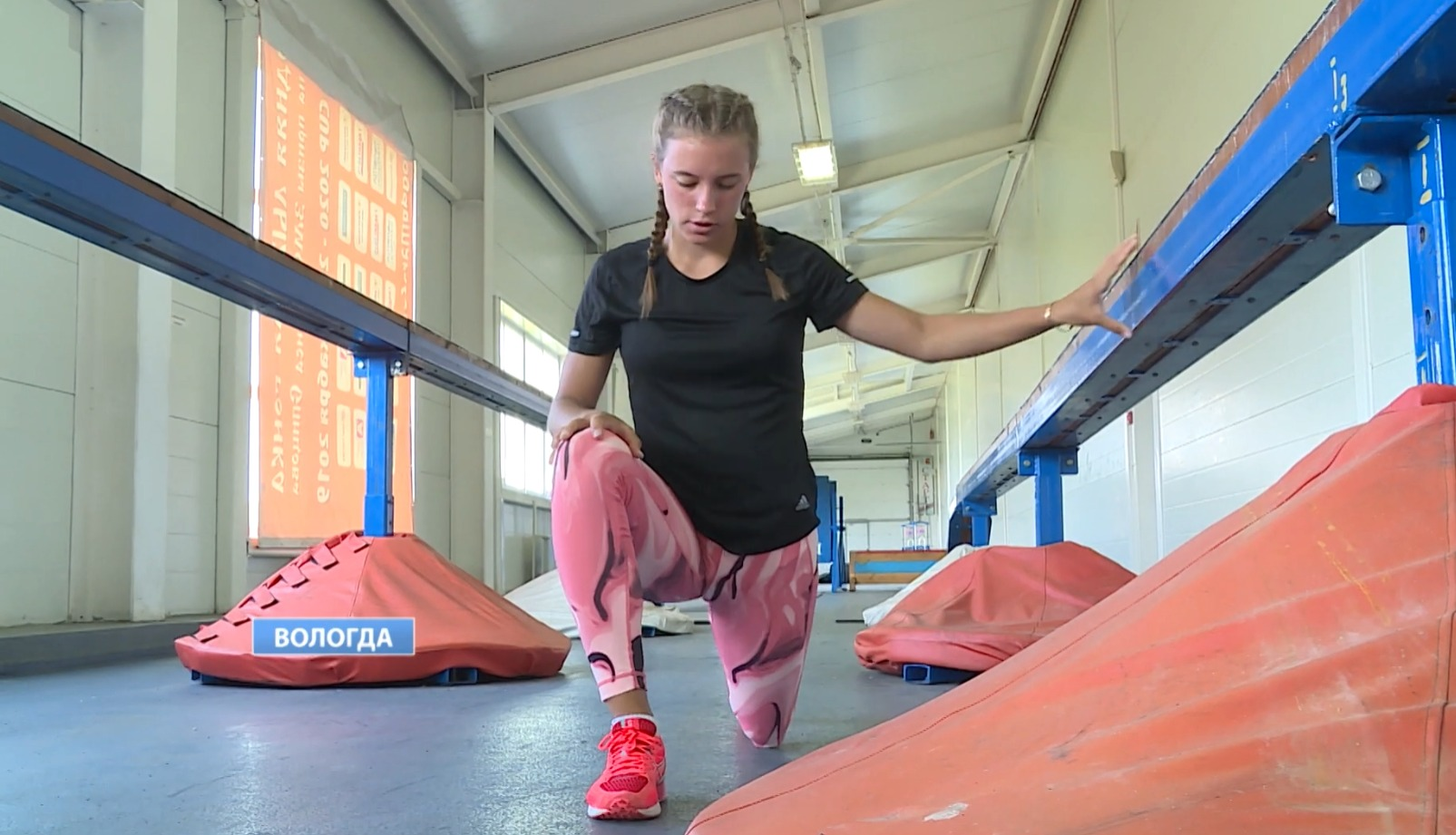Дарья занимается пожарно-спасательным спортом больше 5 лет