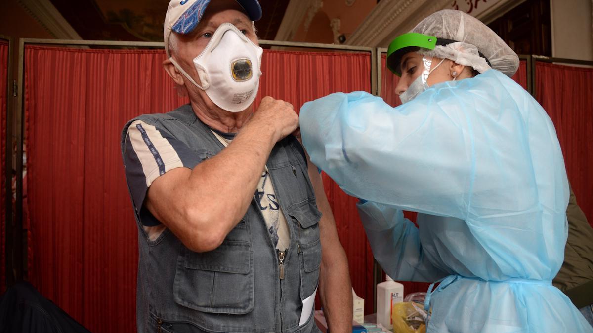 Открылся новый пункт вакцинации