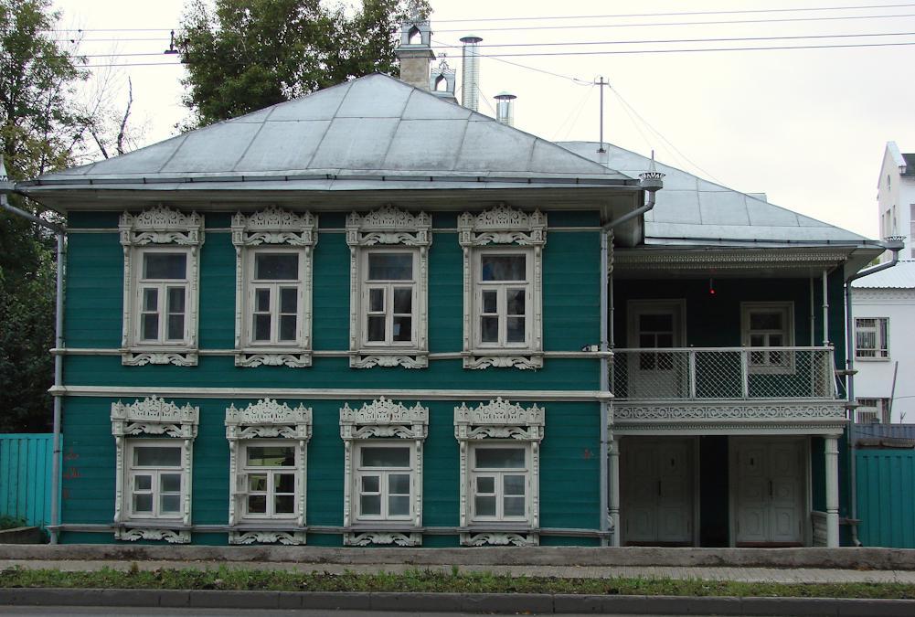 Владельцем особняка Пановых в Вологде стал меценат Герман Якимов