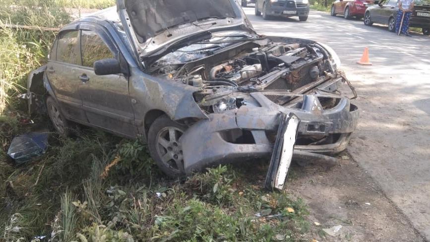 30-летний водитель насмерть разбился на трассе