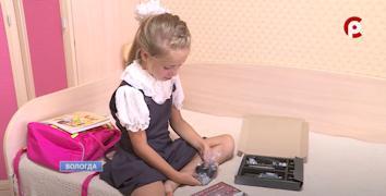 С сентября у Маши начинается новый этап в жизни — девочка пойдет учиться в 16-ю школу