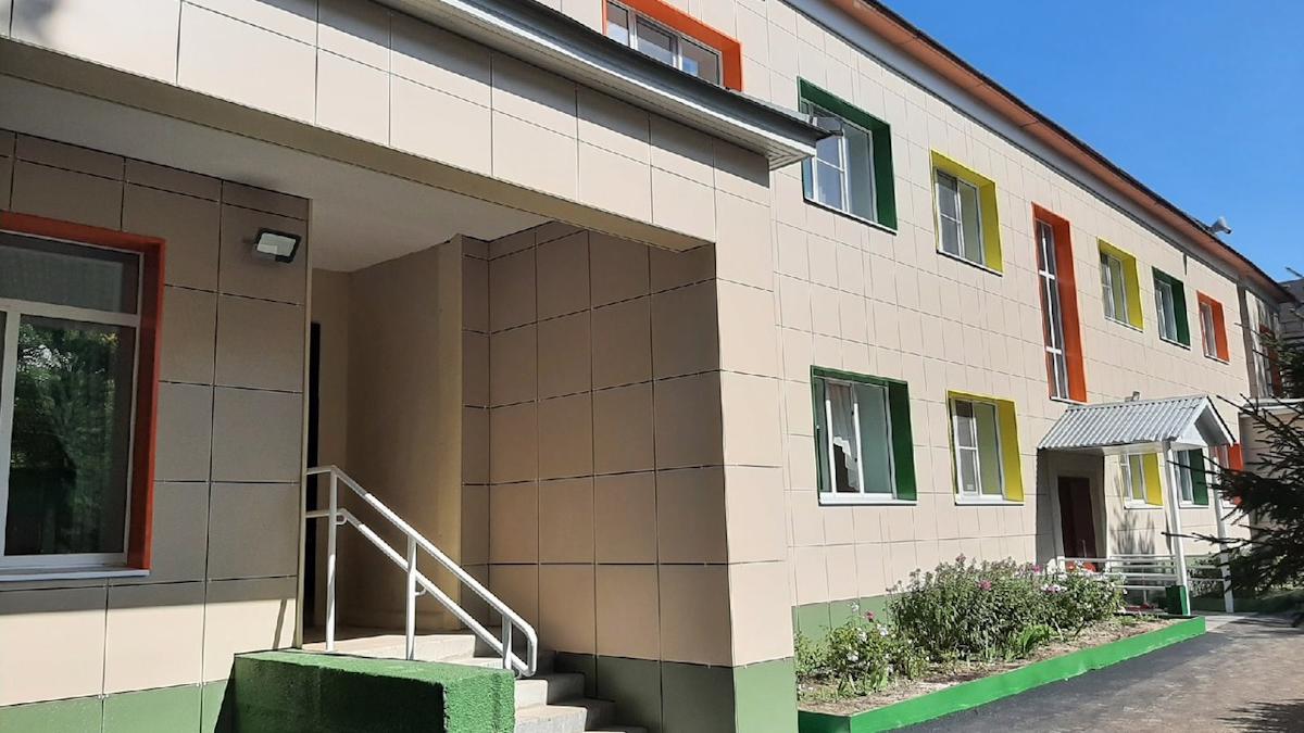 Детский сад №24 первым открылся в Вологде после капитального ремонта