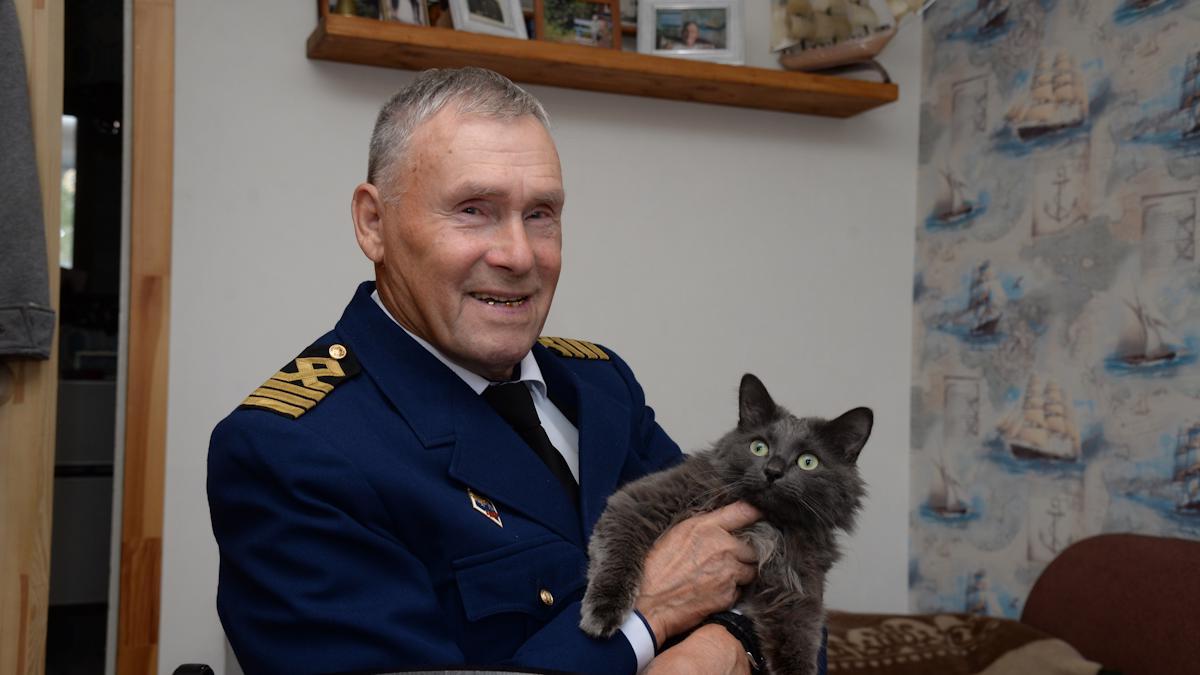 Лев Григорьев, капитан «Волгобалта», рассказал о своей жизни