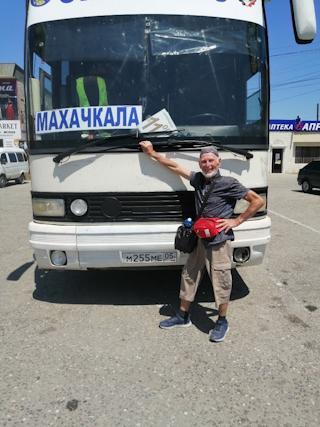 Автобусы — любимый транспорт путешественника
