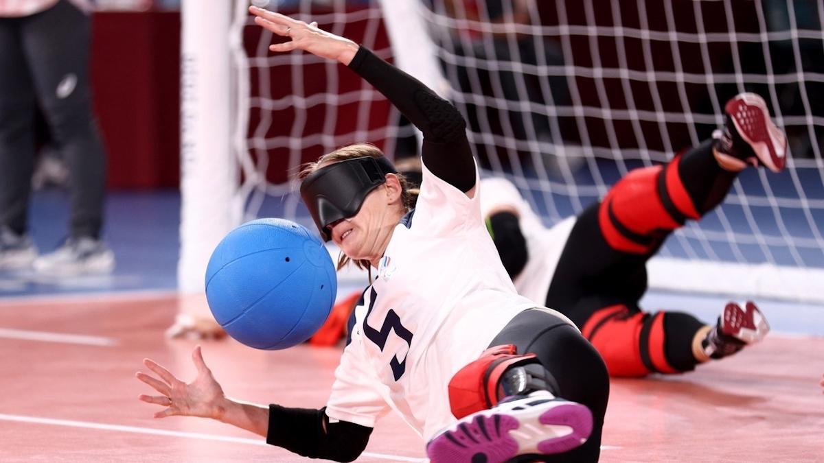 Паралимпийские игры. Голбол: Россия – Канада 5:1!