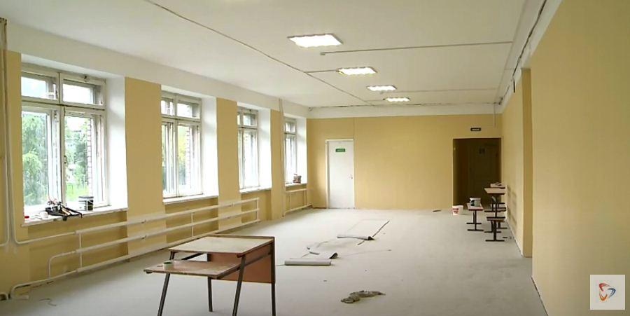 Теперь ремонт учебных заведений будет проходить по четкому плану