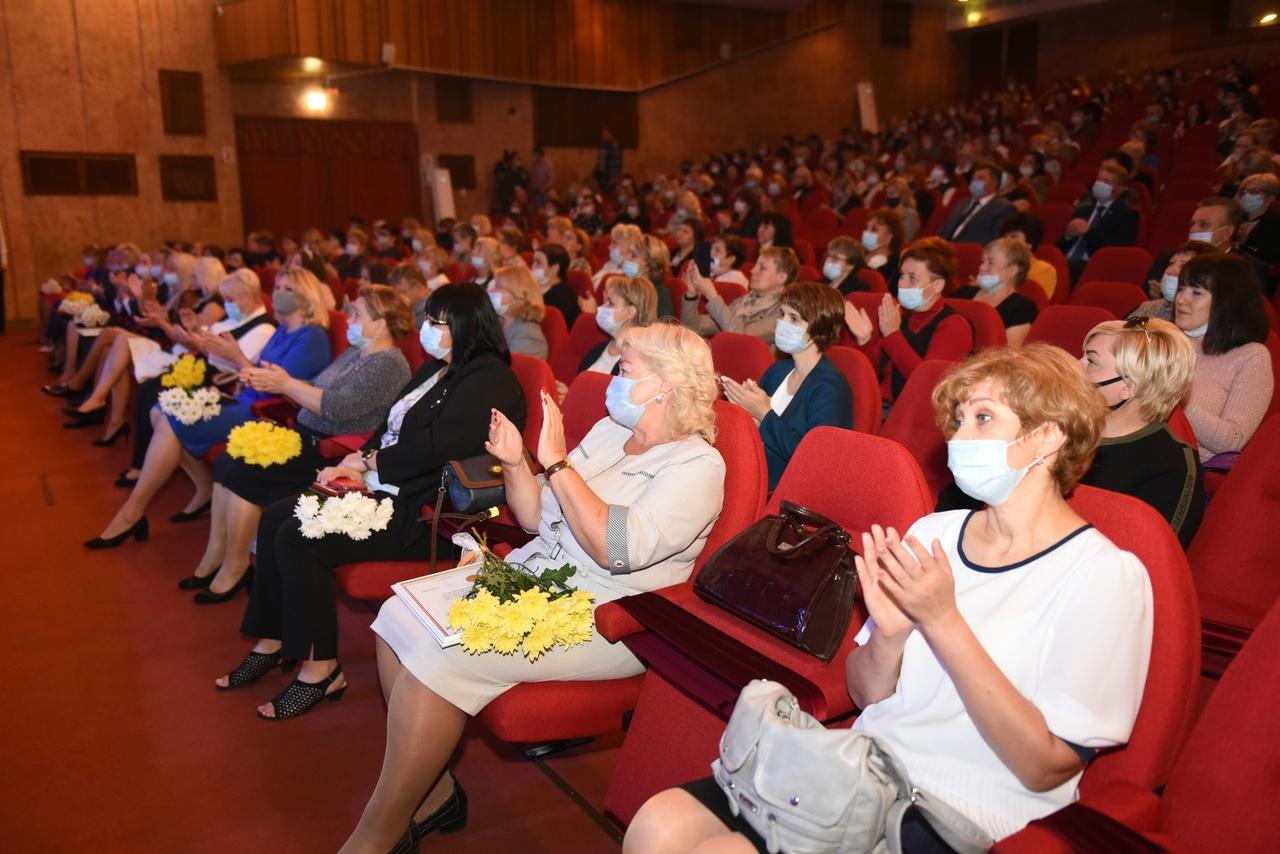 Педагогический форум прошёл сегодня в Череповце