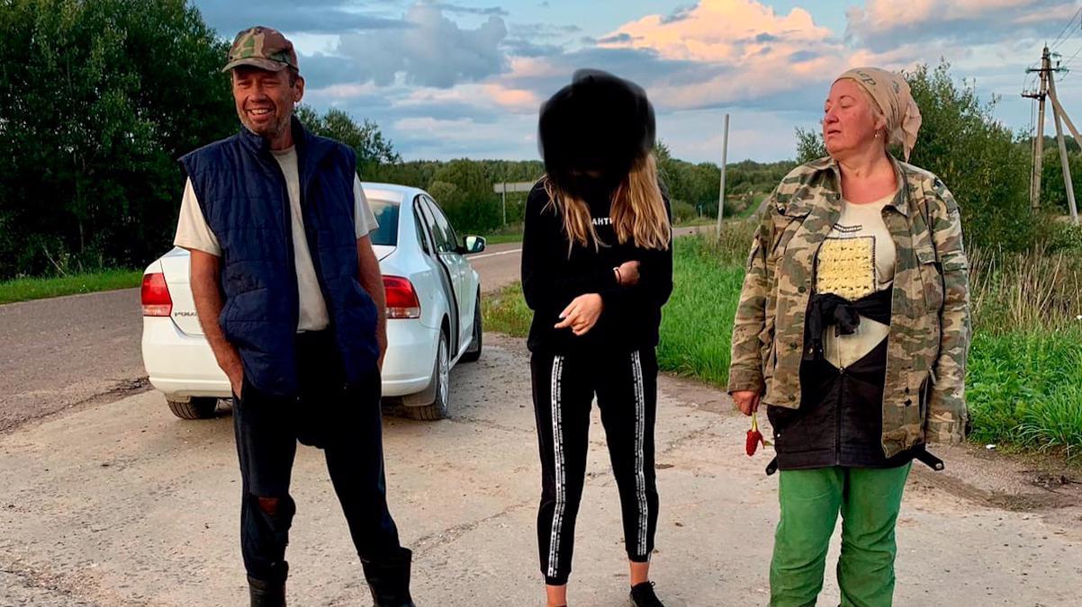 Родственники вышедших из леса супругов Черепягиных обратились к вологжанам