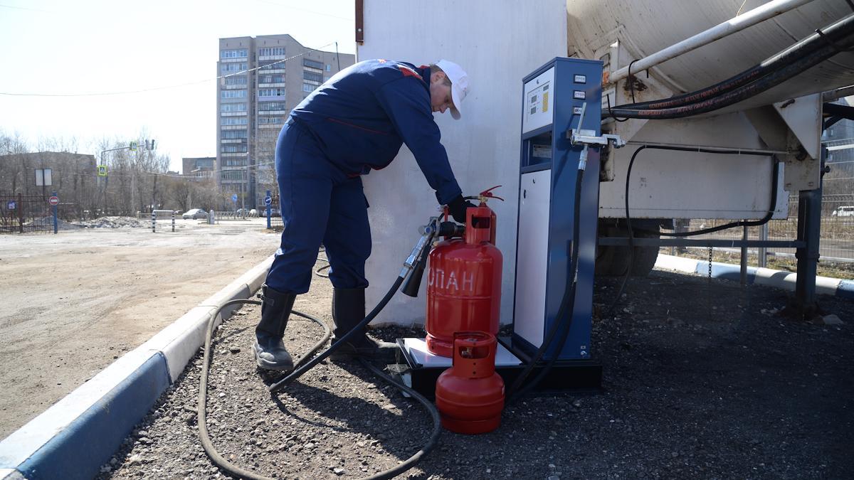 ЕДК на сжиженный газ предлагают увеличить