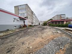 Пример — двор на Октябрьском проспекте, 50