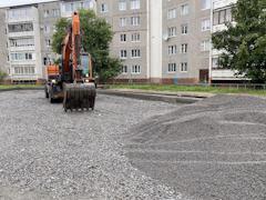 Дворы и общественные территории ремонтируют комплексно и одновременно в Череповце