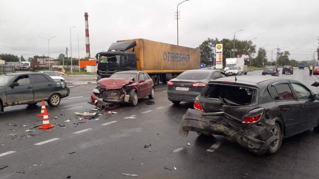 14 аварий с участием пьяных водителей произошли в Череповце с начала года