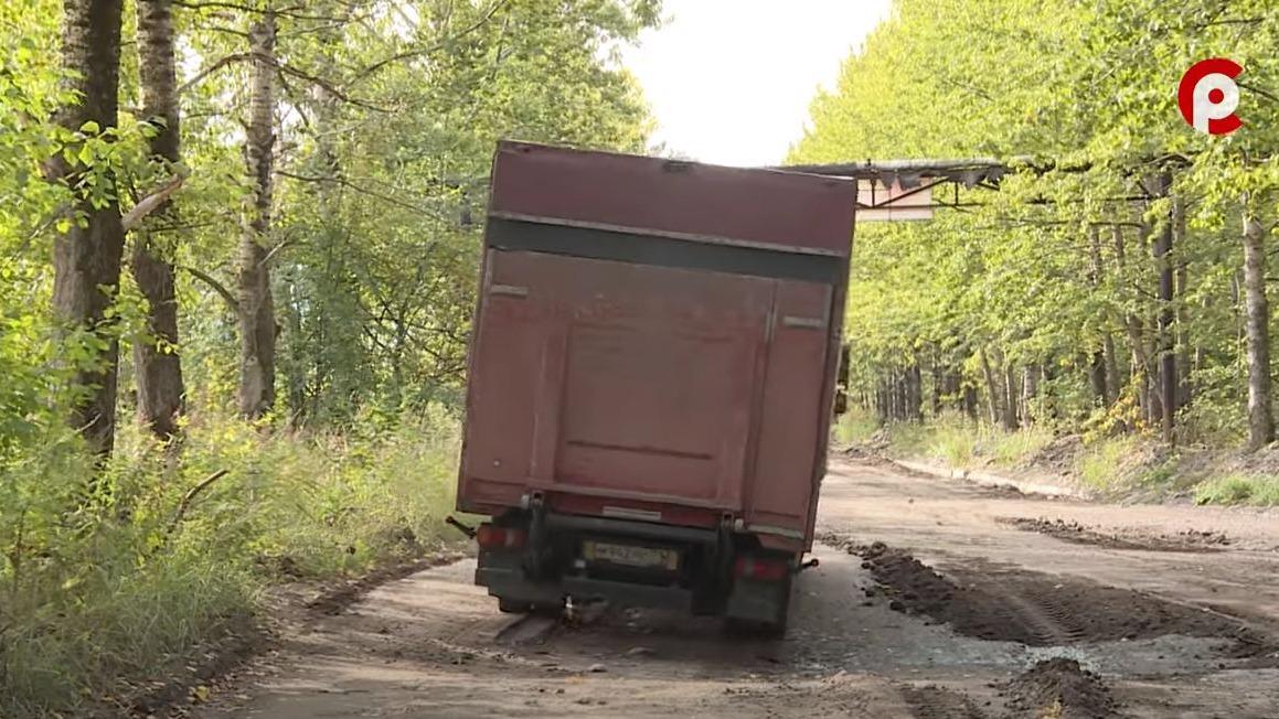 Многострадальную улицу Доронинскую в Вологде отремонтируют. На объект подрядчик выйдет 10 сентября