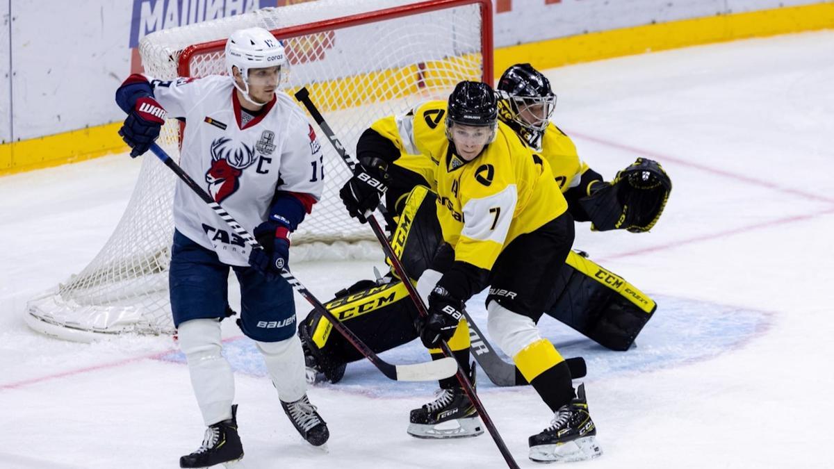 «Северсталь» готова к старту КХЛ