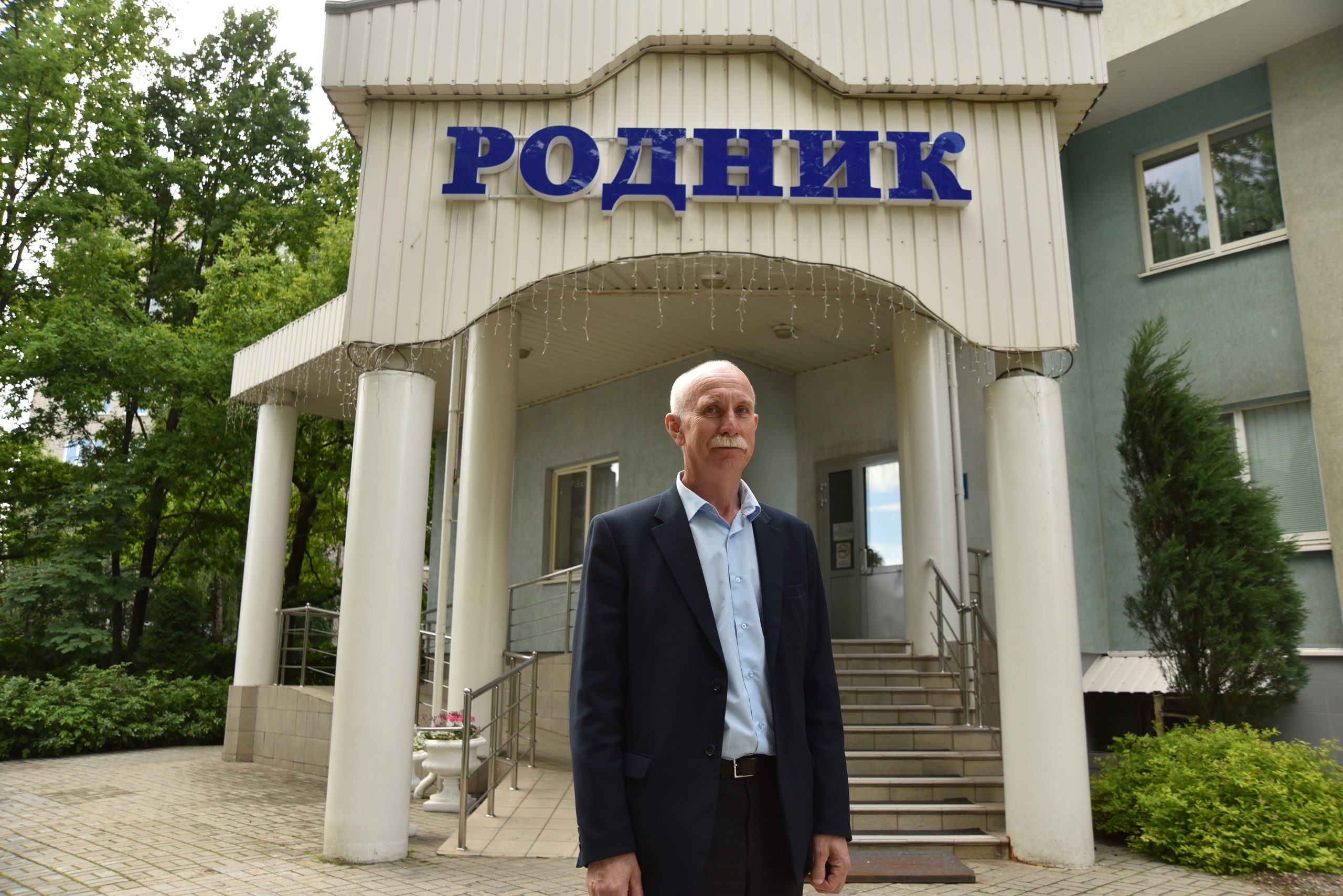 Николай Шамурин: «Сейчас стало больше молодежи, которая занимается своим здоровьем»
