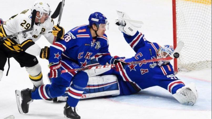 """Новый сезон хоккейная команда """"Северсталь"""" начнет домашним матчем со """"СКА"""""""