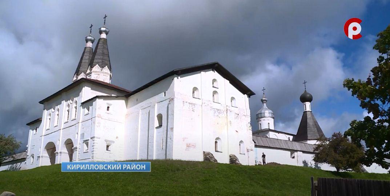 Здесь располагается один из главных памятников Кирилловского района - музей фресок Дионисия