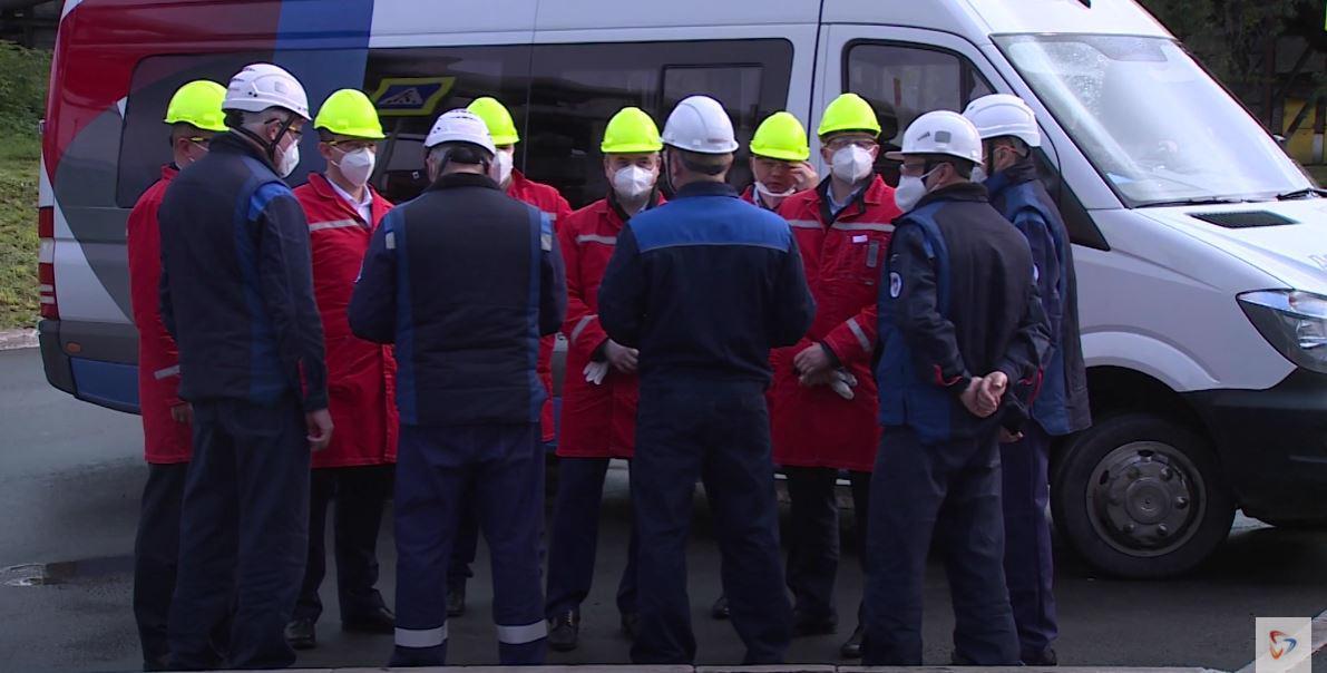 """Как в Череповце реализуется проект """"Чистый воздух"""", проверил замглавы Минприроды"""