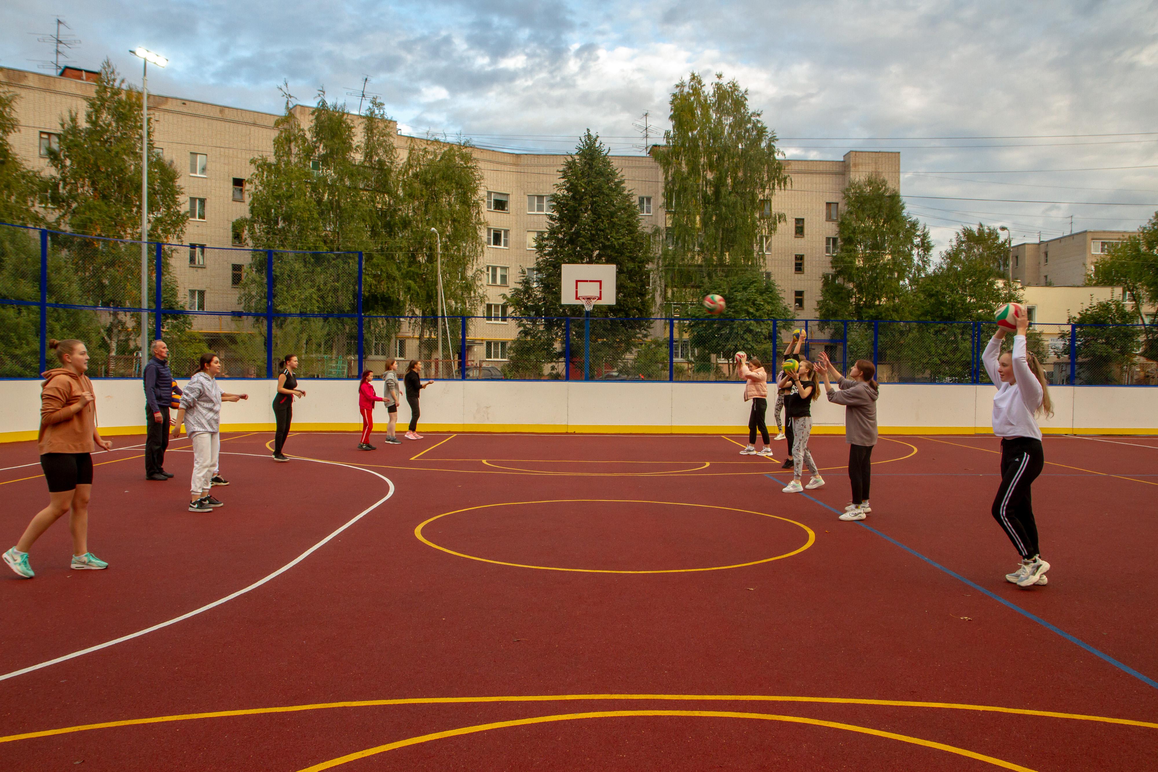 На строительство ФОКОТов в Вологде направлено 100 млн рублей