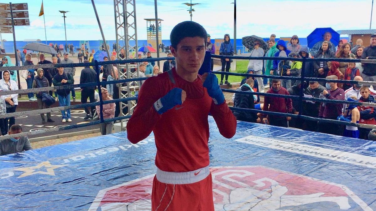 Вологодский боксер Хазар Асланлы показал лучший результат на международных соревнованиях в Калининградской области