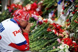 Из 45 находившихся в самолете человек, 44 погибли Фото: Сhampionat.com