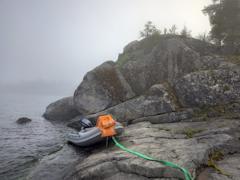 Тело третьего рыбака полицейские обнаружили позже