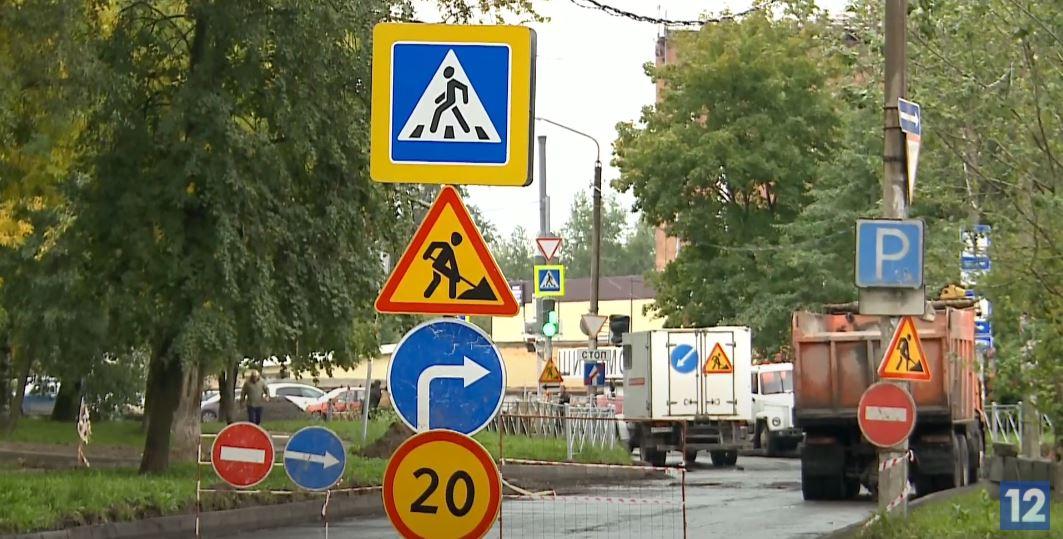 Запланирована укладка асфальта на отрезке между проспектом Победы и улицей Краснодонцев