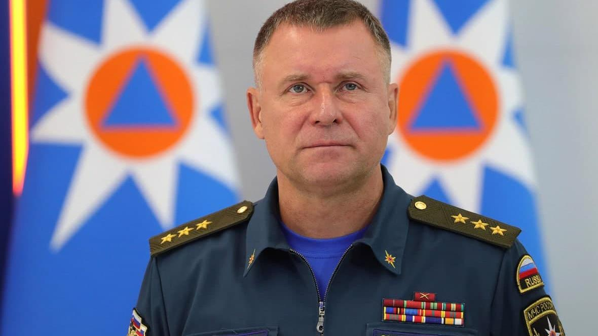 Глава МЧС Зиничев погиб на учениях