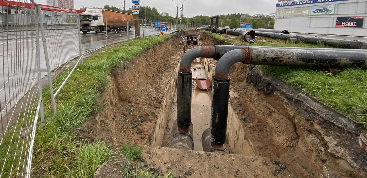 Стала известна дата и срок отключения горячей воды и отопления в Зашекснинском районе