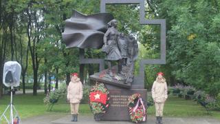 Торжественные митинги в память о трудных днях блокадного Ленинграда прошли на Вологодчине