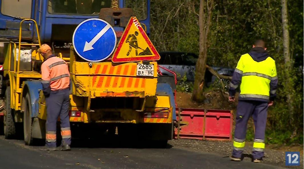 23 дороги дополнительно отремонтируют в Череповецком районе в этом году