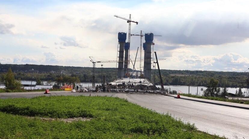 Две смотровые площадки с видом на Архангельский мост появятся в Череповце
