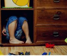 Родители приятеля не знали, что у них в квартире находится посторонний ребенок