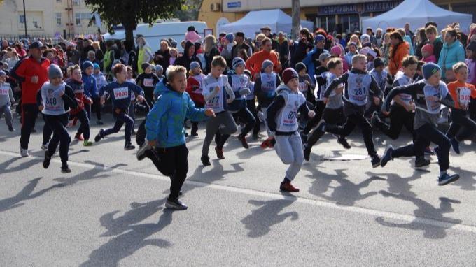 Всероссийский день бега отметят в Череповце