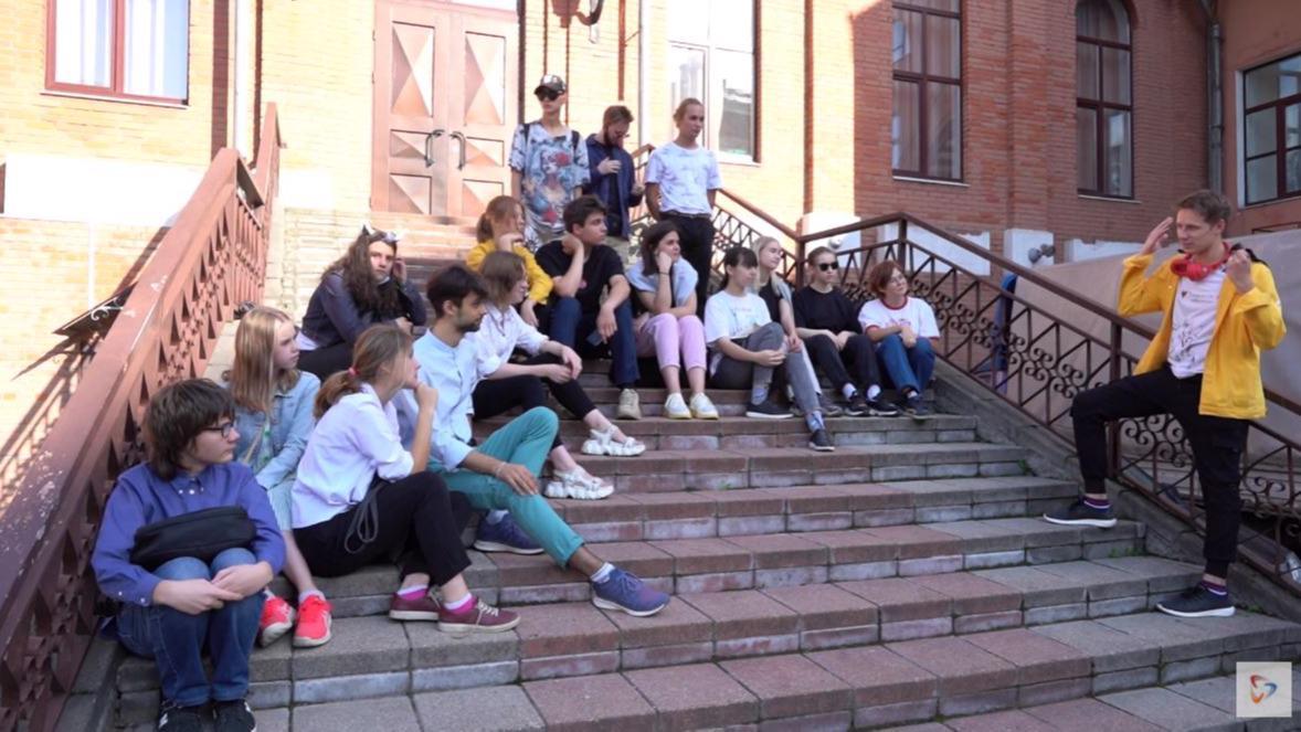 Лаборатория своевременной драматургии в Череповце предлагает свой культурный контент