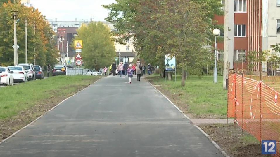 Сельские поселения на Вологодчине включат в программу по ремонту тротуаров