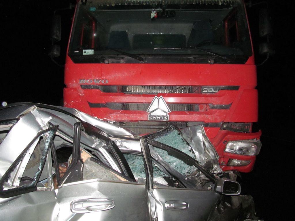3 человека погибли в аварии в Шекснинском районе