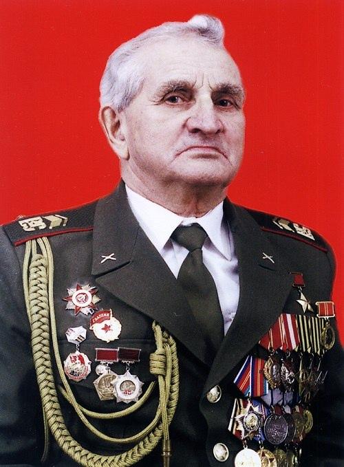 Николай Иванович Кузнецов — один из четырех полных кавалеров ордена Славы